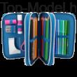 TOP Model Fantasy 3 emeletes töltött tolltartó