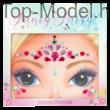 TopModel arcékszer