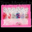 TopModel gyöngyfűző szett dobozban