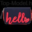 TopModel pénztárca HELLO
