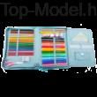 Fantasy Model Töltött tolltartó A/4 méret MERMAID