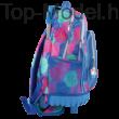 TopModel gurulós iskolatáska  TROPICAL kék