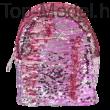 TOPModel hátizsák flitteres pink
