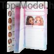TopModel Mobil alakú notesz 3D-s előlappal