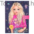 TOP Model Számkódos zenélő titkos napló
