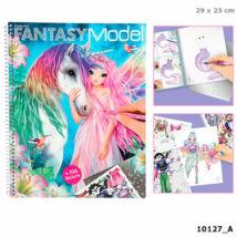 TOP Model Fantasy ruhatervező könyv