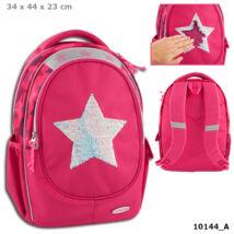 TOP Model Iskolatáska Pink Star