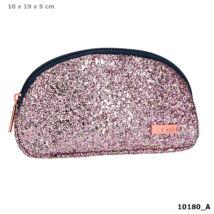 TOP Model Kozmetikai táska pink glitter