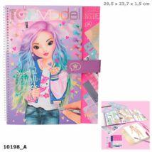 TOP Model Special Design ruhatervező könyv