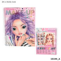 TOP Model Kreatív haj és sminktervező könyv