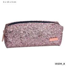 TOP Model Hengertolltartó pink glitter