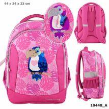 TOPModel iskolai hátizsák TROPICAL pink