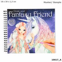Create your Fantasy Friend ruhatervező