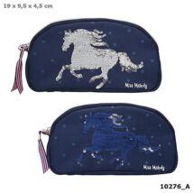 Miss Melody Kozmetikai táska kék