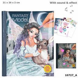 Fantasy Model zenélő, világító ruhatervező