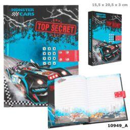 Monster Cars titkos napló hanggal