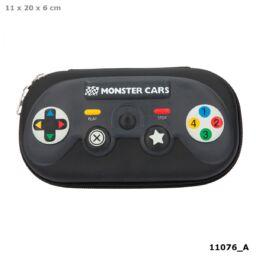 Monster Cars Konzol Alakú Tolltartó