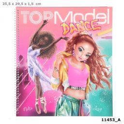 TOPModel Kreatív Ruhatervező DANCE
