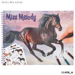 Miss Melody Lovas Kifstőkönyv