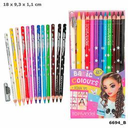 TOPModel színesceruza készlet 12 darabos