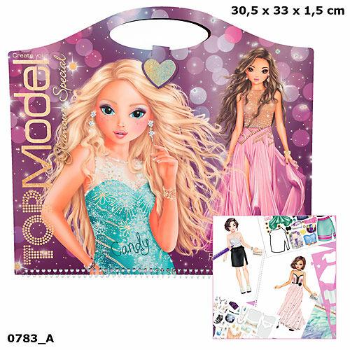TOPModel Glamour Special estélyi ruhatervező