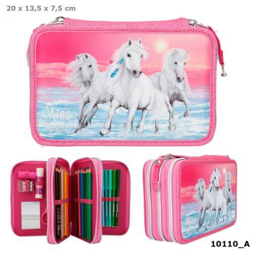 Miss Melody 3 emeletes tolltartó Glitter Pink
