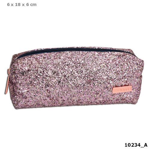 TOPModel Hengertolltartó glitter PINK