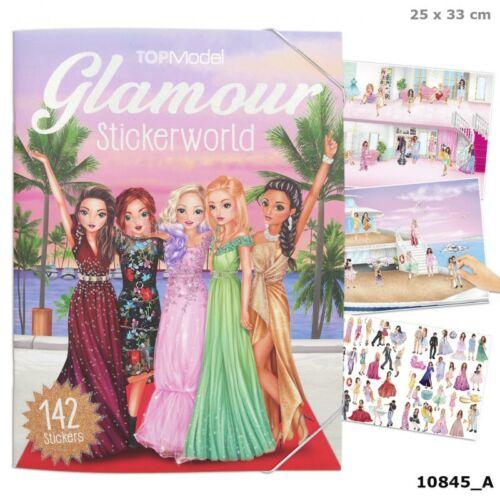 TOPModel Glamour matricás tervező