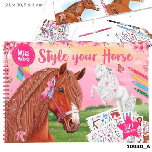 Miss Melody Style your Horse tervező
