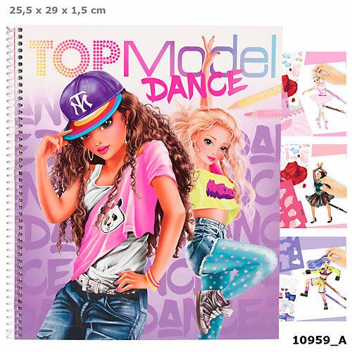 TOPModel ruhatervező dance