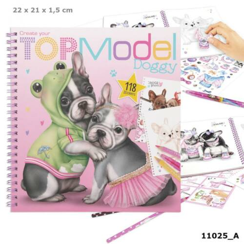 TOPModel Doggy Kreatív tervező