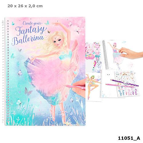 Fantasy Model Kratív Ruhatervező BALLETT