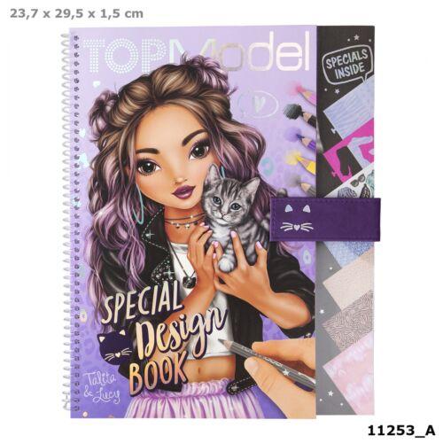 TOPModel Special Design Ruhatervezőkönyv