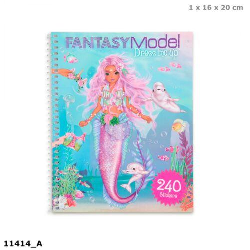Fantasy Model Dress Me up tervező