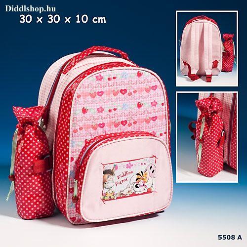 Diddlina hátizsák