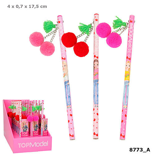 TOPModel ceruza Cherry Bomb