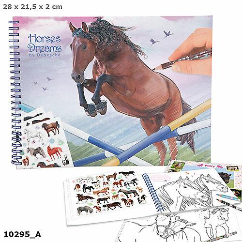 Horses Dreams ruhatervező