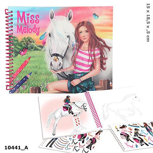 Miss Melody Dress Me Up ruhatervező