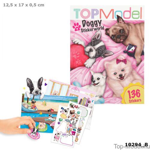 Kép 1/3 - TopModel matricás tervező Doggy