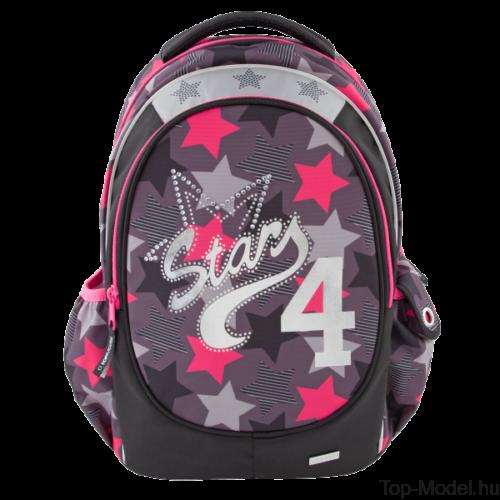 Kép 2/4 - TOPModel iskolai hátizsák STAR