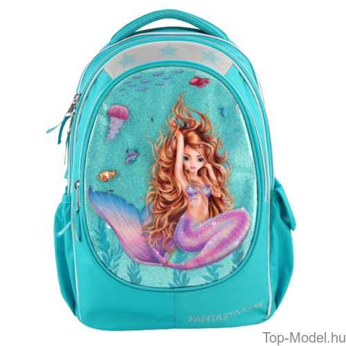 Fantasy Model Ergonomikus iskolatáska Mermaid