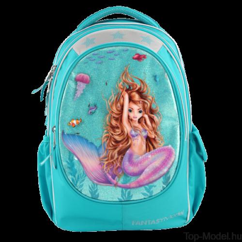 Kép 2/5 - Fantasy Model Ergonomikus iskolatáska Mermaid