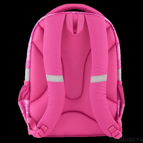 Kép 3/5 - TOPModel iskolatáska TROPICAL pink