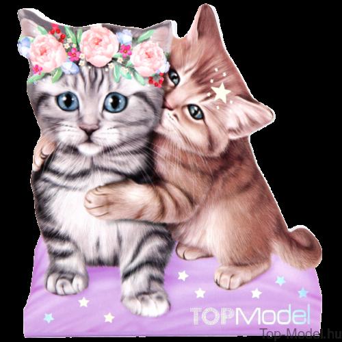TOPModel Kitty & Doggy notesz