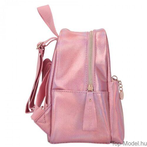 TOPModel hátizsák kicsi pink glamshine
