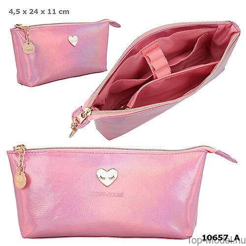 Kép 1/3 - TOPModel hengertolltartó pink glamshine