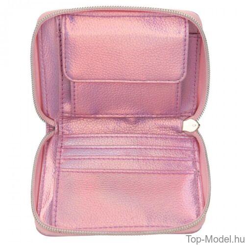 Kép 5/5 - TOPModel Pénztárca Pink GLAMSHINE