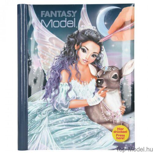 Kép 2/3 - Fantasy Model zenélő, világító ruhatervező