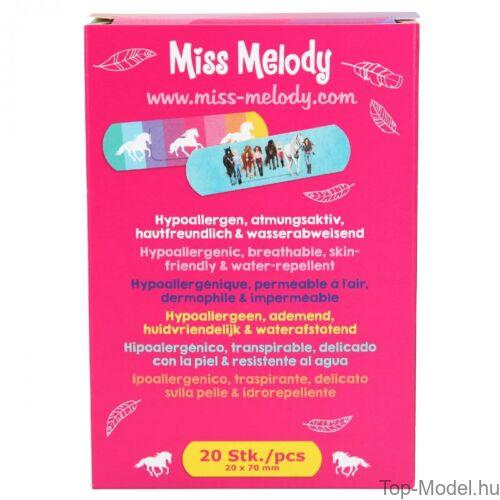 Kép 11/11 - Miss Melody ragtapaszok, lila
