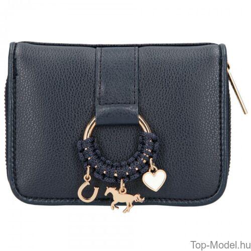 Kép 2/4 - Miss Melody pénztárca Blue